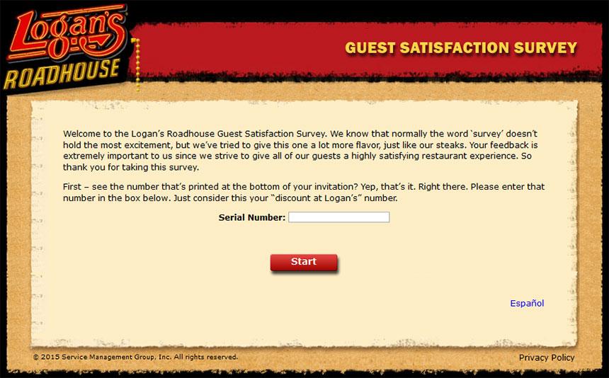 Logan's-Roadhouse-Guest-Satisfaction-Survey