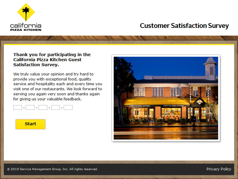 California-Pizza-Kitchen-Guest-Satisfaction-Survey