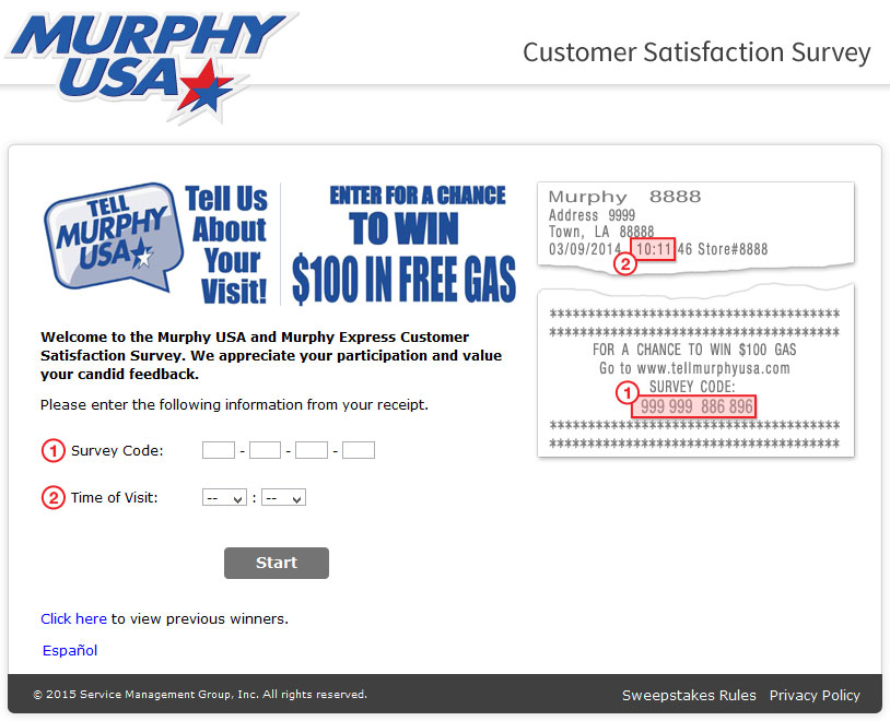 Murphy-Customer-Satisfaction-Survey