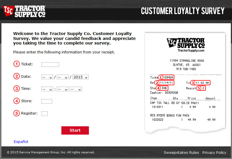 Tractor-Supply-Company-Customer-Loyalty-Survey