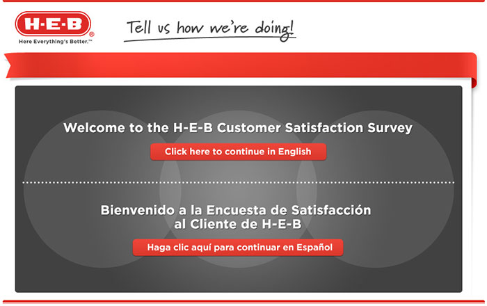 H-E-B-Customer-Satisfaction-Survey