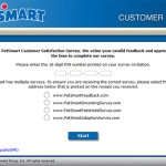 PetSmart Customer Satisfaction Survey