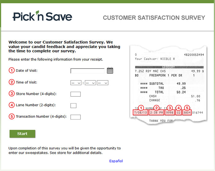 Pick 'n Save customer service phone number along with tips, reviews, hours and other useful links/5(5).