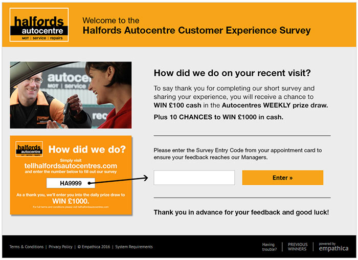 Halfords-Autocentre-Customer-Experience-Survey