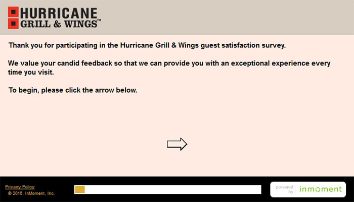 Hurricane-Grill-&-Wings-guest-satisfaction-survey