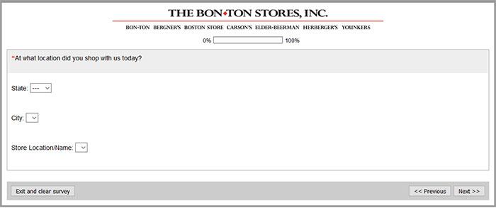 BONTON-Survey