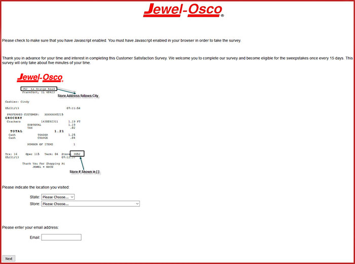 Jewel-Osco-Customer-Satisfaction-Survey