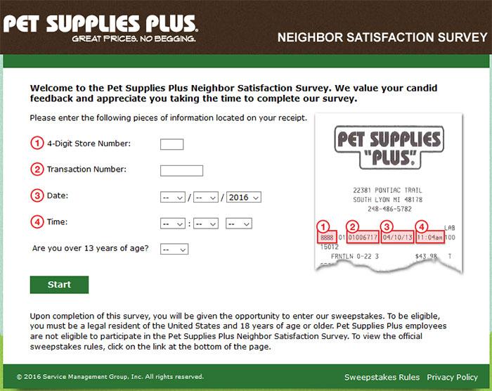 Pet-Supplies-Plus-Neighbor-Satisfaction-Survey