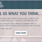 Old English Inns Customer Satisfaction Survey
