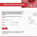 Smoothie King Guest Satisfaction Survey
