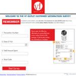 VF Outlet Customer Satisfaction Survey