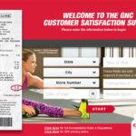 GNC Customer Satisfaction Survey