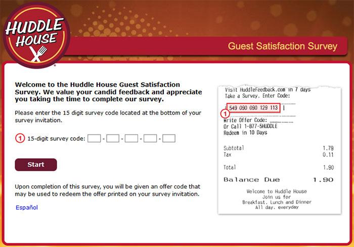 Huddle-House-guest-satisfaction-survey
