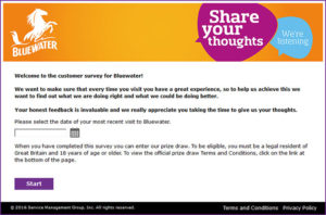 Bluewater Guest Survey