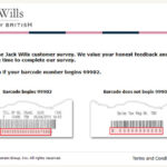 Jack Wills Customer Survey