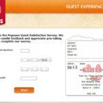 Popeyes Canada Guest Satisfaction Survey