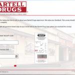 Bartell Drugs Customer Satisfaction Survey