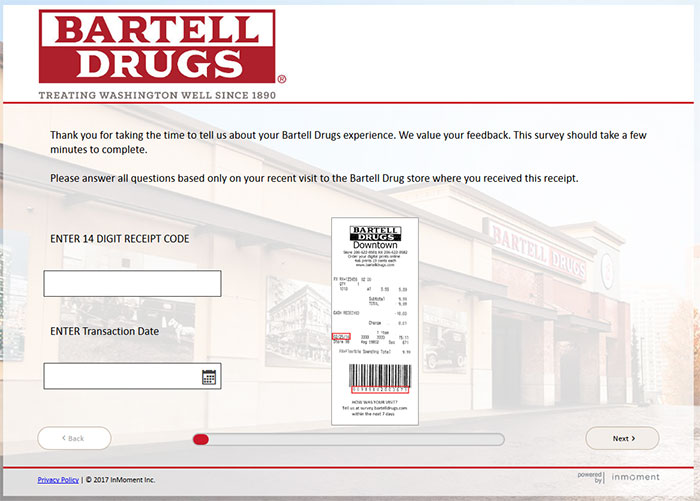 Bartell-Drugs-Survey