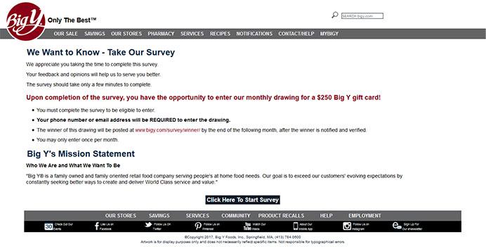 Big-Y-Survey
