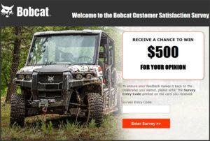Bobcat Customer Satisfaction Survey