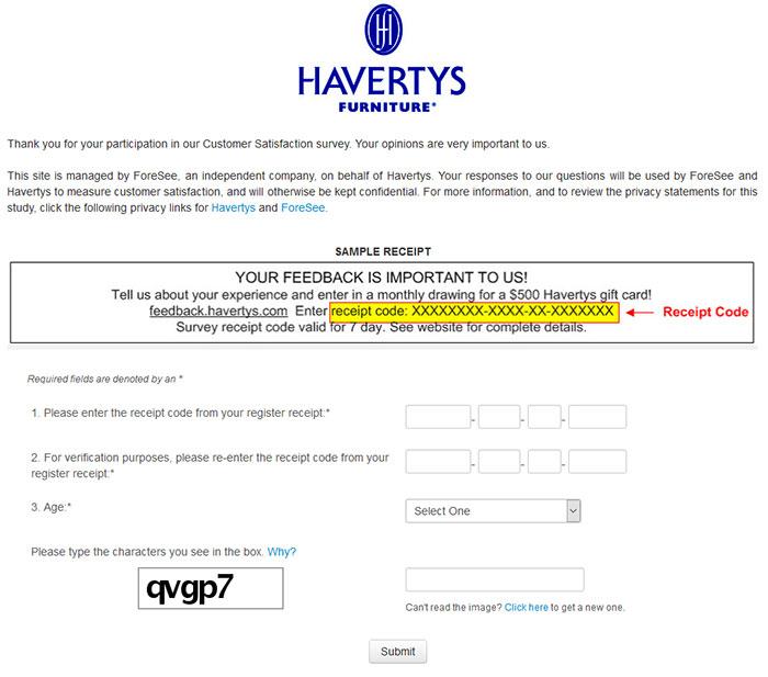 Havertys-Furniture-Survey