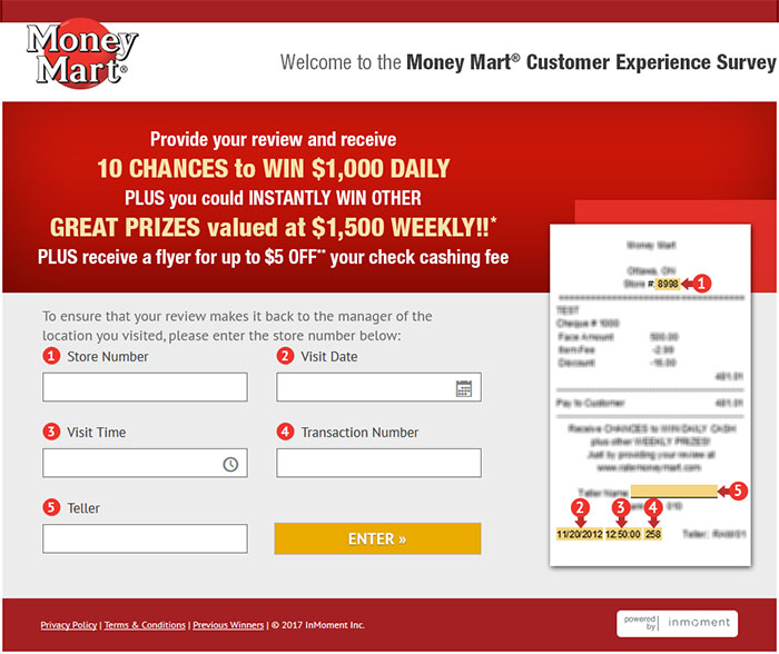 Money-Mart-Customer-Experience-Survey