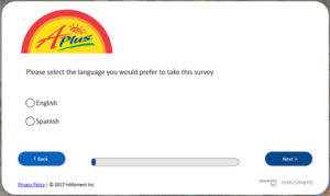 Sunoco Guest Experience Survey