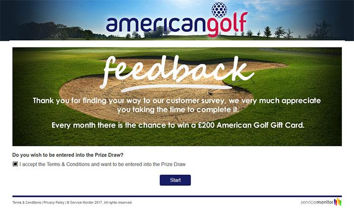 American-Golf-Survey