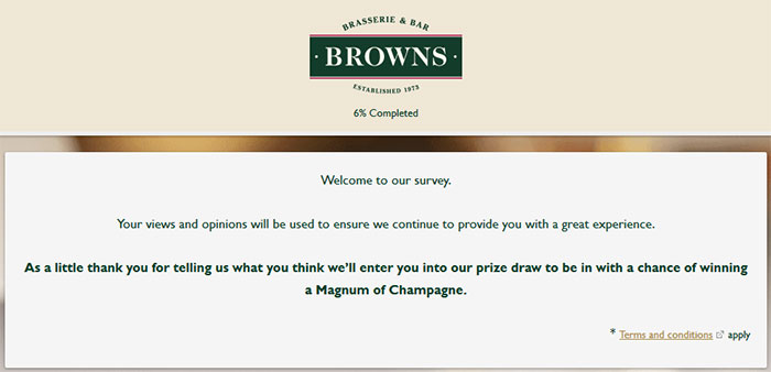 Browns-Restaurant-Guest-Satisfaction-Survey