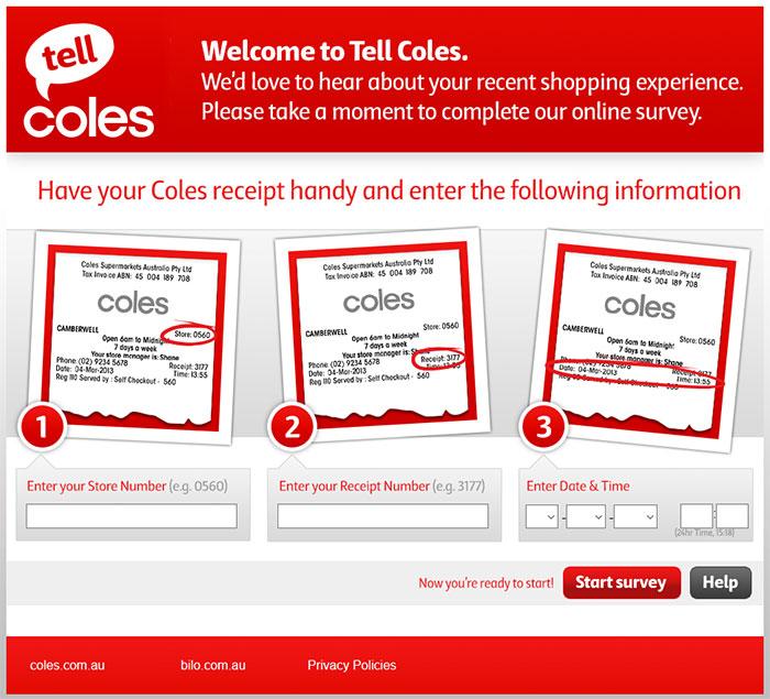 Coles-Supermarkets-Customer-Satisfaction-Survey
