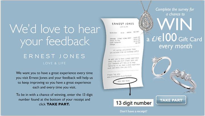 ERNEST-JONES-Customer-Feedback-Survey