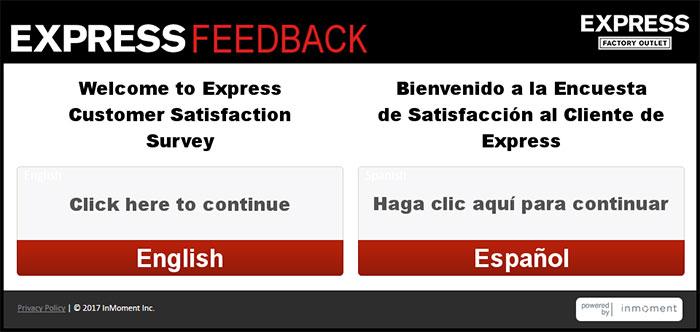 Express-Customer-Satisfaction-Survey