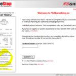 GameStop Canada Customer Experience Survey