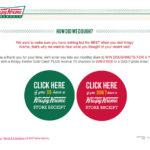 Krispy Kreme UK Customer Satisfaction Survey
