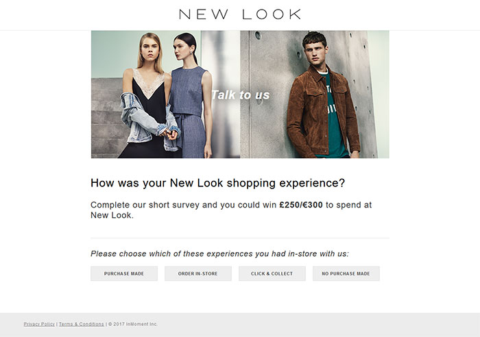 New-Look-Customer-Satisfaction-Survey