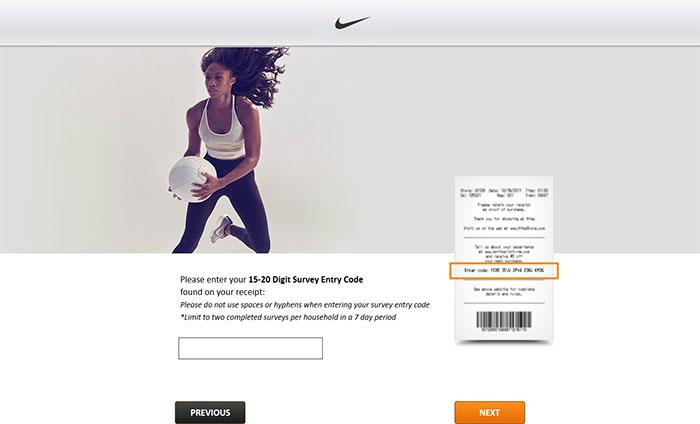 Nike-USA-Survey