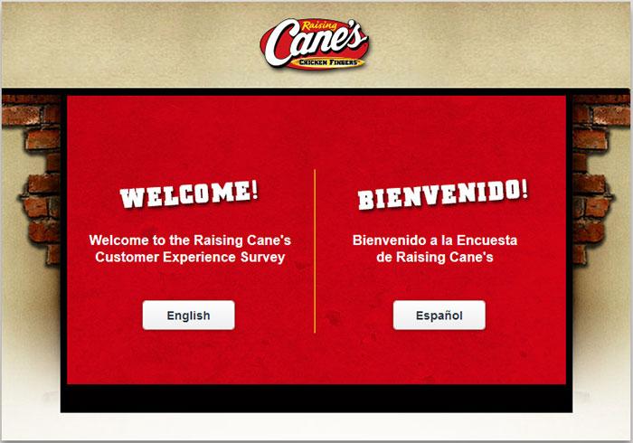 Raising-Cane's-Customer-Satisfaction-Survey