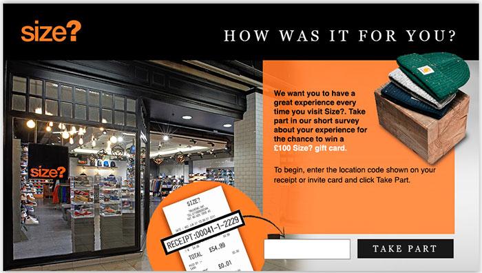 Size-Customer-Feedback-Survey