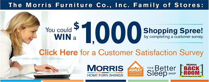 Mirrors Home Furnishings Customer Satisfaction Survey