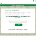 SUBWAY South Korea Customer Survey