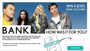 Bank Fashion Customer Feedback Survey