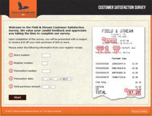 Field & Stream Customer Satisfaction Survey