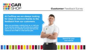CarShop Customer Satisfaction Survey