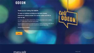 ODEON Customer Satisfaction Survey