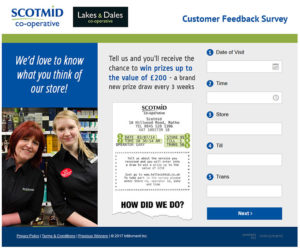 Scotmid Co-op Customer Feedback Survey